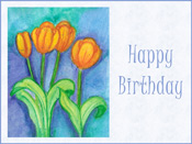 Sending birthday cards is one of the easiest and most popular forms of employee appreciation.