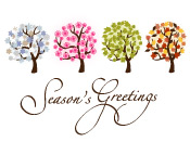Season's Greetings Holiday eCards are a perfect personalized solution for customers and employees.