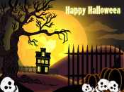 Halloween eCards and invitations