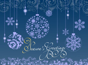 Holiday Gift Giving eCards and Seasons Greetings