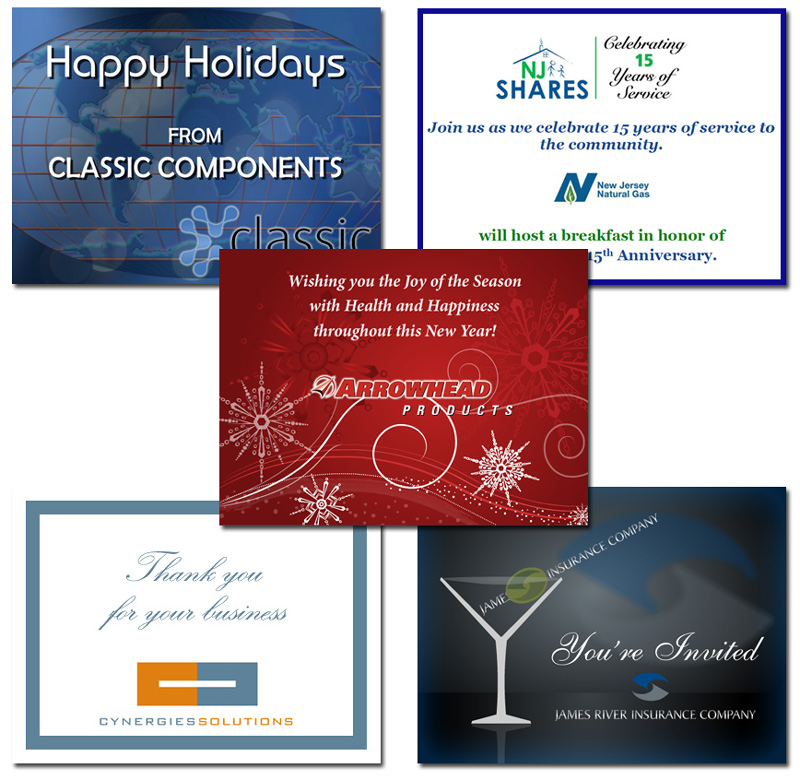 Members can create eCard designs or event invitations by using their own photos or graphic art.