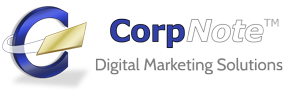 CorpNote Digital Marketing Solutions - Easy + Affordable Digital Marketing and Email Communications