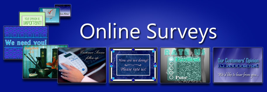Easily manage online surveys, see responses in real-time and send follow up messages.