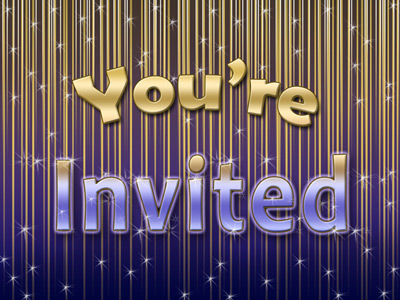 Invitations provide an easy way to deliver and gather your event responses online.