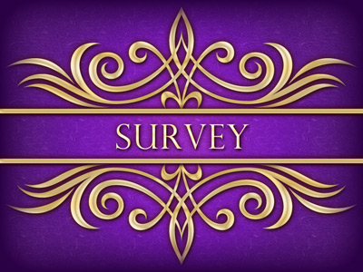 Online surveys enable you to get immediate feedback.