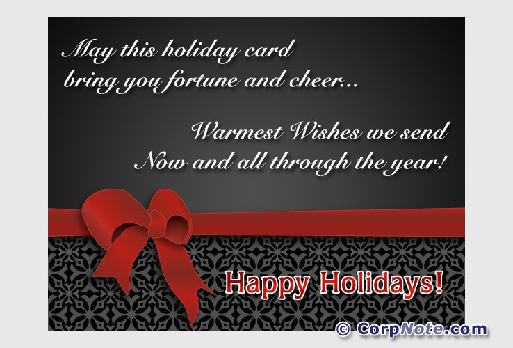 Seasons Greetings Cards Email Inbox or Web Browser Delivery – Holiday or Seasons Greetings Invitation Cards