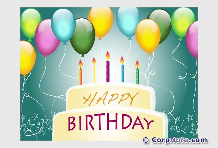 Tips For Sending Online Birthday Cards
