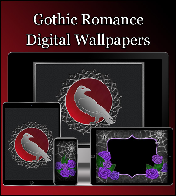Download our Gothic Halloween free wallpapers.