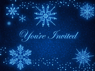 Link directly to your online invitation's RSVP form or to send a personalized eCard invitation to your guests with your event details.