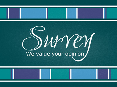 Online surveys are included in CorpNote's monthly membership.