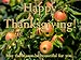 Happy Thanksgiving! May the season be bountiful...